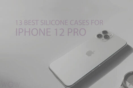 13 Best Silicone Cases for iPhone 12 Pro
