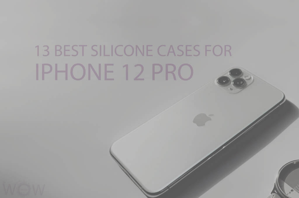 13 Best Silicone Cases for iPhone 12 Pro 2021 | WOW Travel