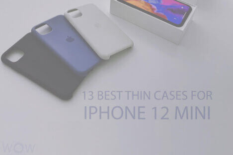 13 Best Thin Cases for iPhone 12 Mini