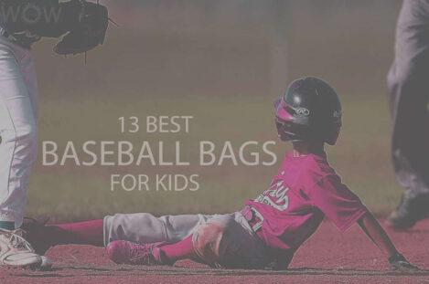 13 Best Baseball Bags For Kids