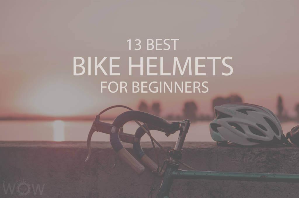 13 Best Bike Helmets for Beginners
