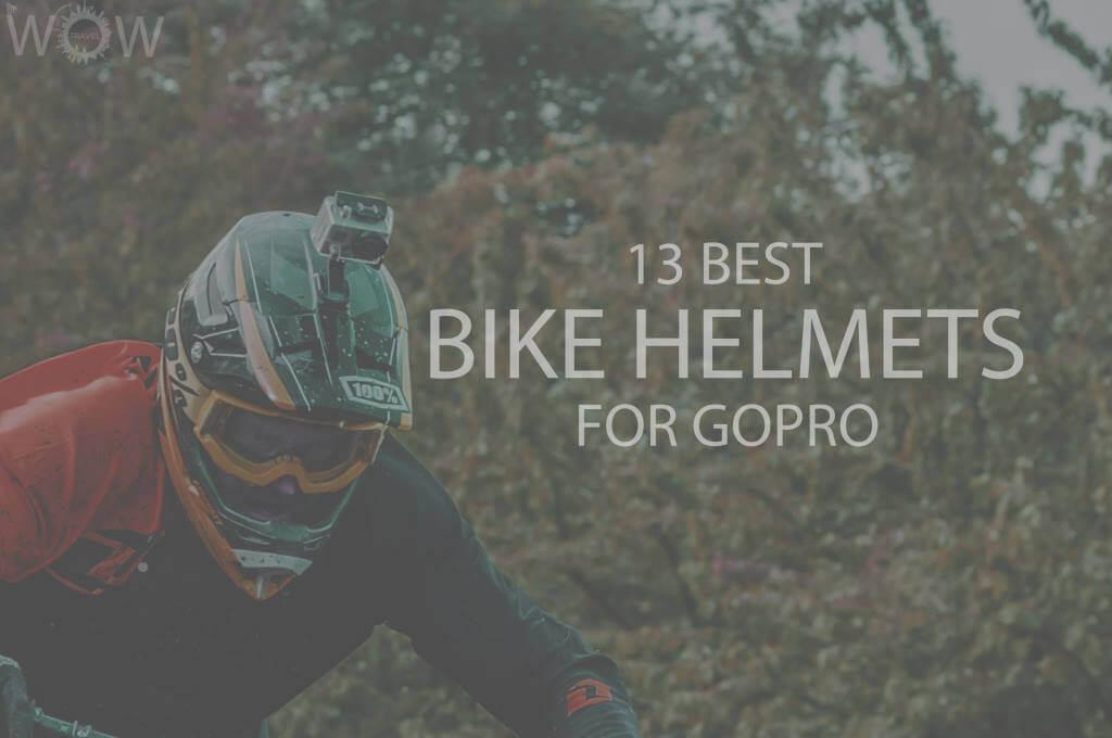 13 Best Bike Helmets for GoPro