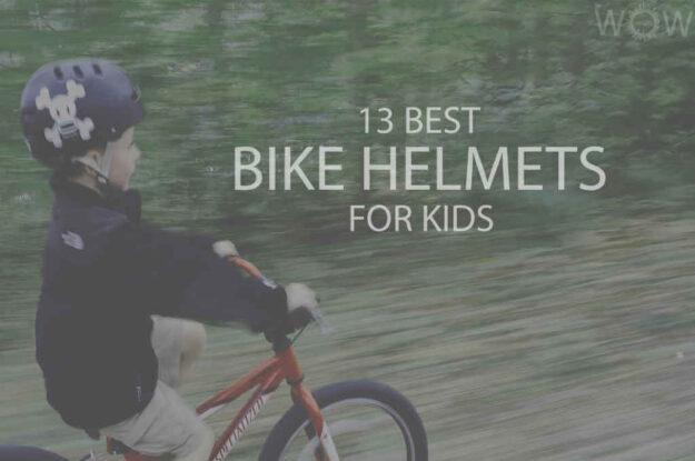 13 Best Bike Helmets for Kids