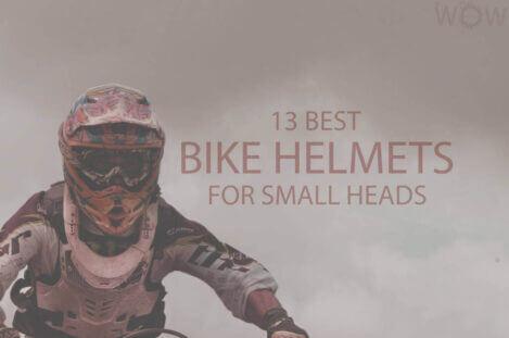 13 Best Bike Helmets for Small Heads