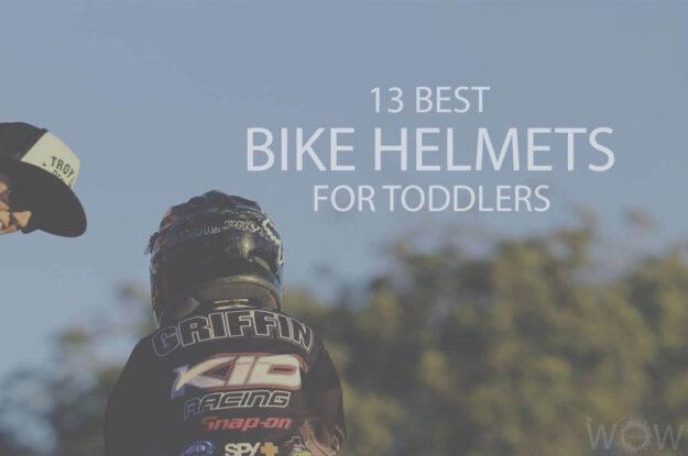 13 Best Bike Helmets for Toddlers