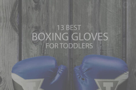 13 Best Boxing Gloves For Toddlers