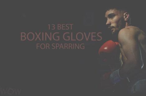 13 Best Boxing Gloves for Sparring
