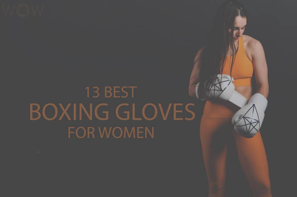 13 Best Boxing Gloves for Women