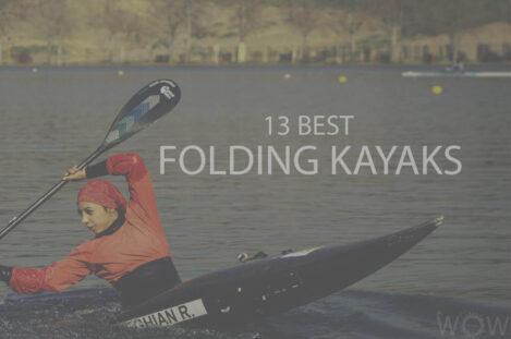 13 Best Folding Kayaks