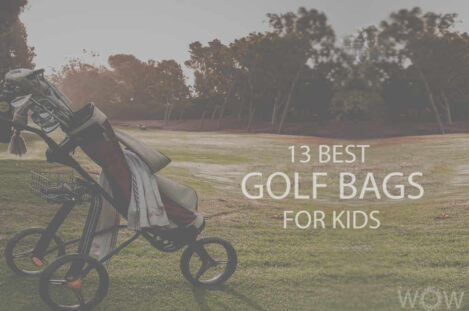 13 Best Golf Bags For Kids