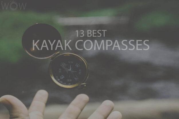 13 Best Kayak Compasses