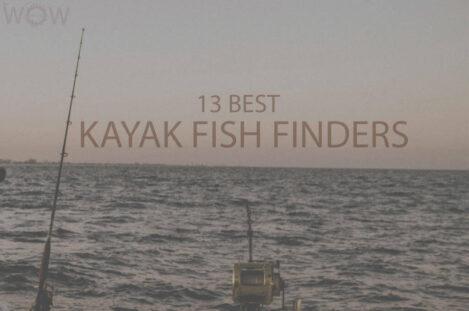 13 Best Kayak Fish Finders