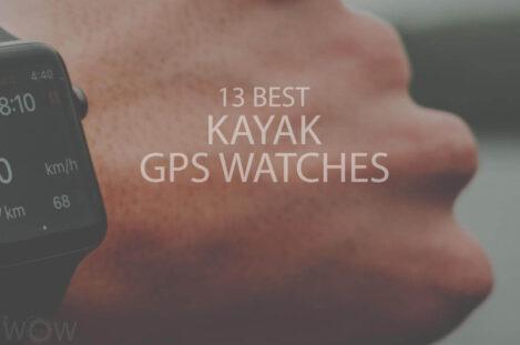 13 Best Kayak GPS Watches