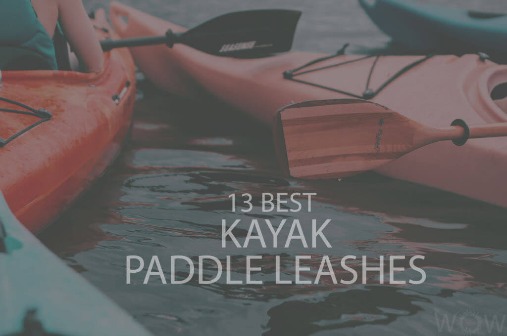 13 Best Kayak Paddle Leashes