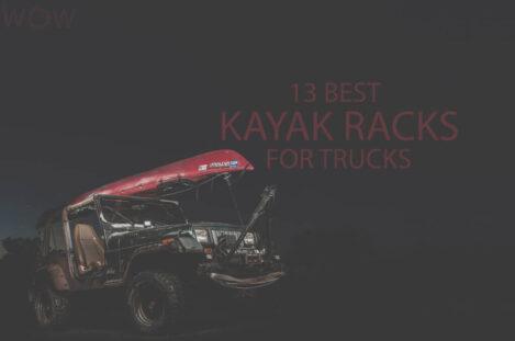 13 Best Kayak Racks For Trucks