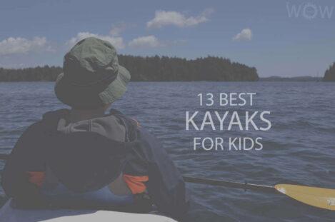 13 Best Kayaks for Kids