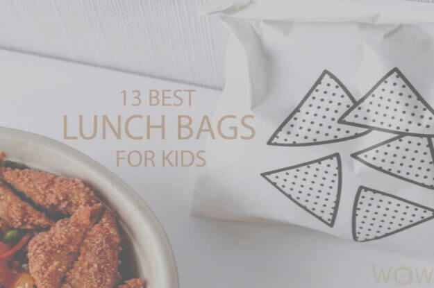 13 Best Lunch Bags For Kids