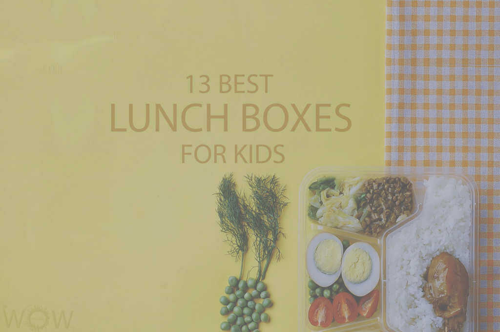 13 Best Lunch Boxes For Kids