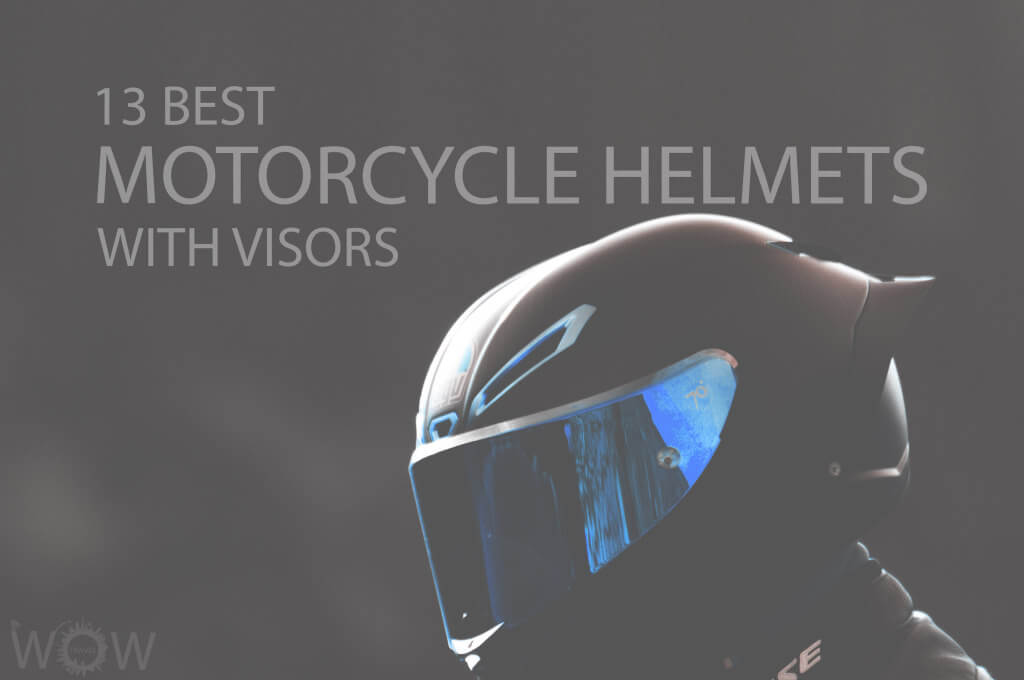 13 Best Motorcycle Helmets with Visors