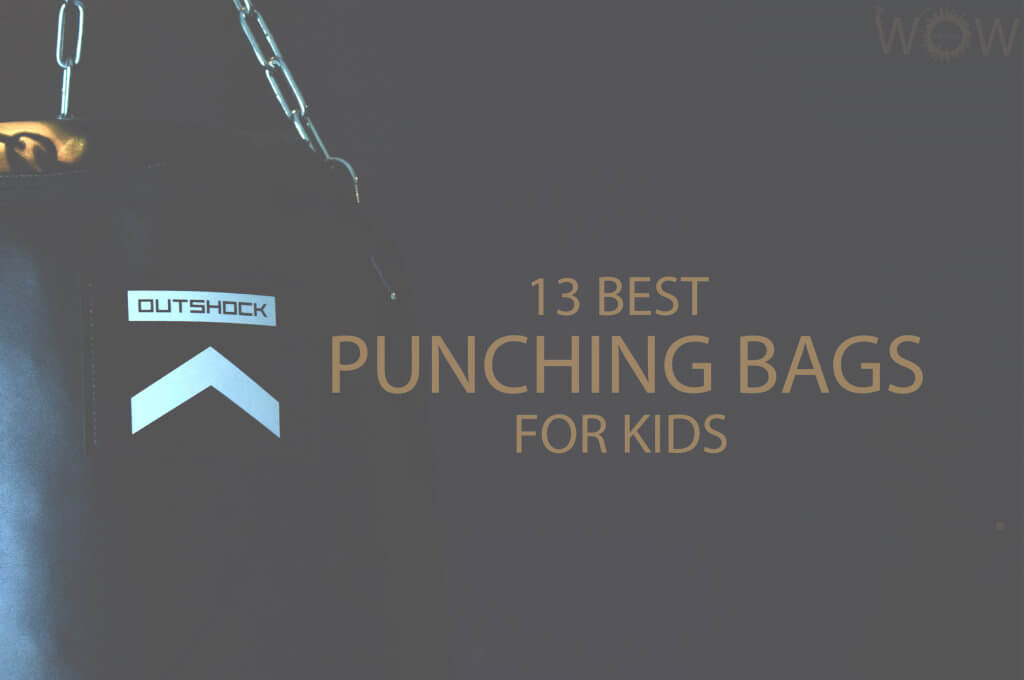 13 Best Punching Bags For Kids