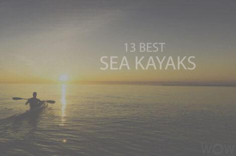 13 Best Sea Kayaks