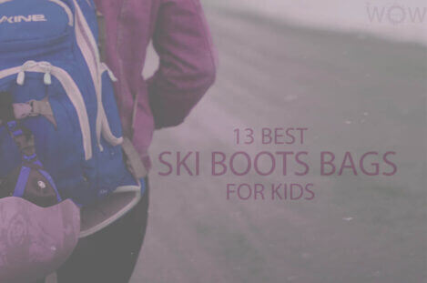 13 Best Ski Boots Bags For Kids