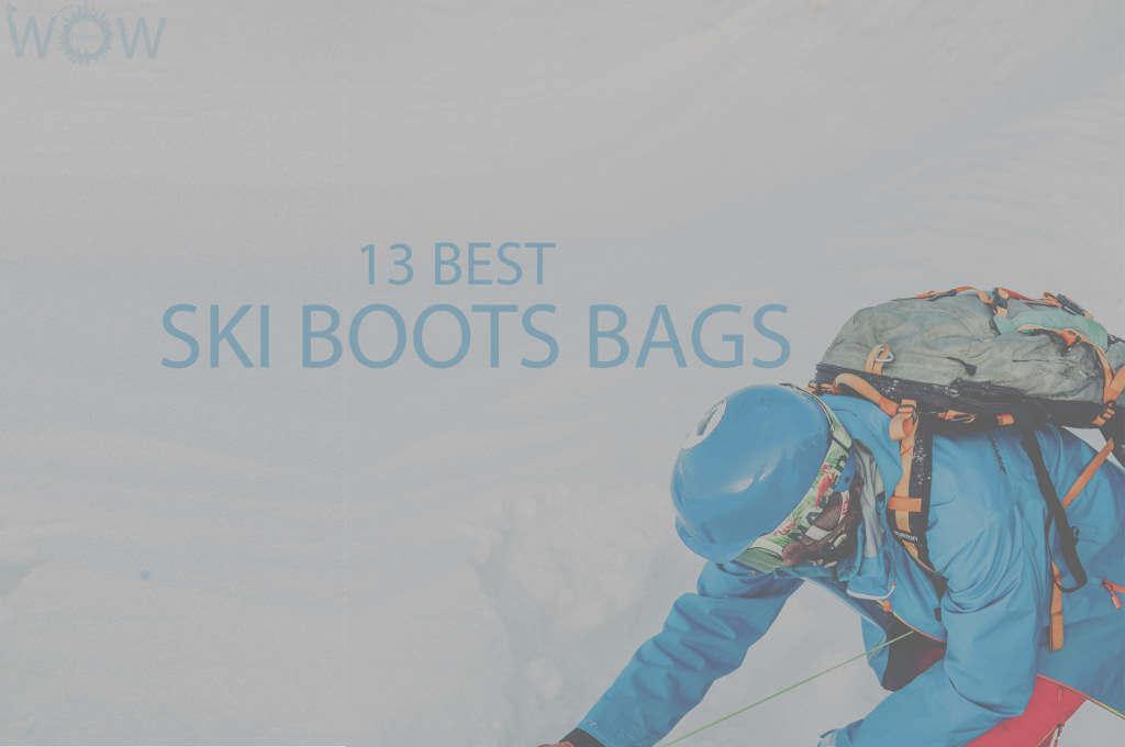 13 Best Ski Boots Bags