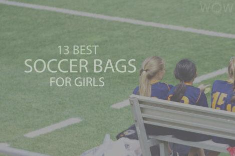 13 Best Soccer Bags For Girls