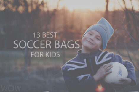13 Best Soccer Bags For Kids