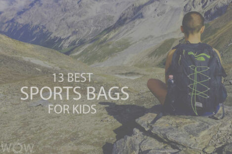 13 Best Sports Bags For Kids