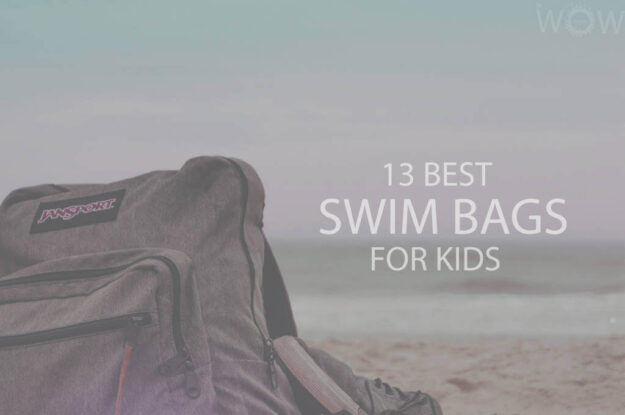 13 Best Swim Bags For Kids