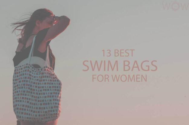 13 Best Swim Bags For Women