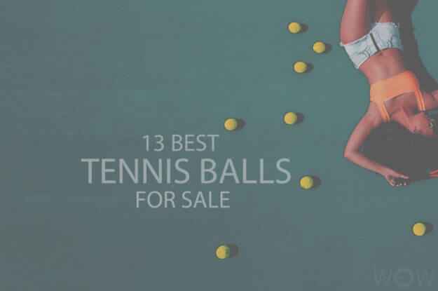 13 Best Tennis Balls For Sale