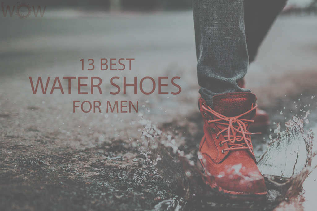13 Best Water Shoes for Men