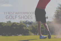 13 Best Waterproof Golf Shoes