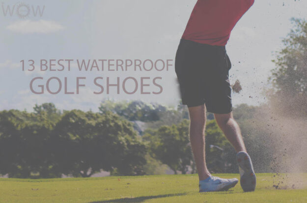 13 Best Waterproof Golf Shoes