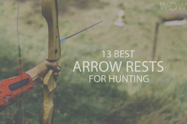 13 Best Arrow Rests For Hunting