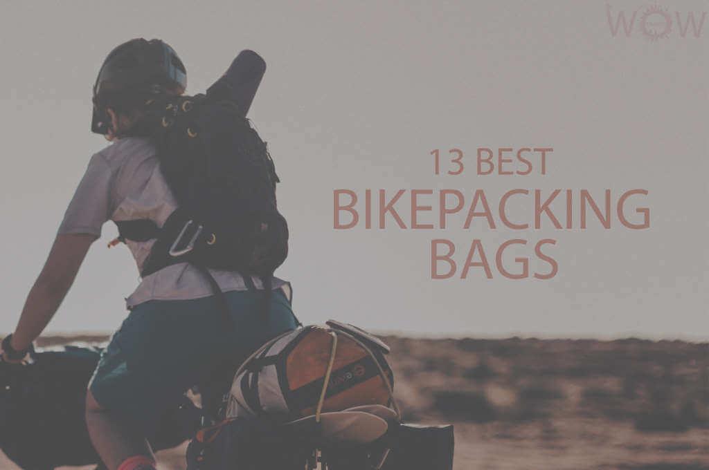 13 Best Bikepacking Bags