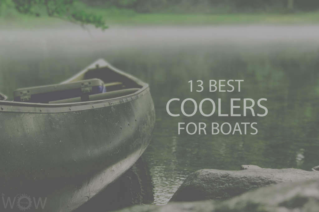 13 Best Coolers For Boats