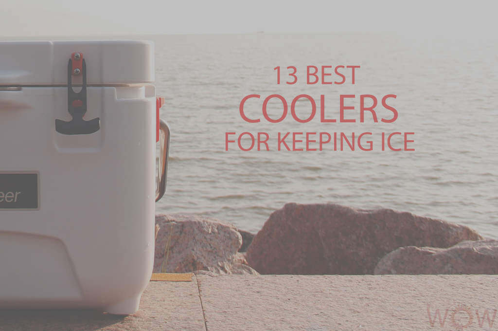 13 Best Coolers For Keeping Ice