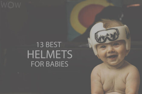 13 Best Helmets for Babies