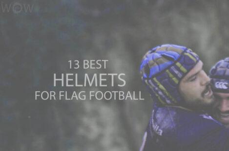 13 Best Helmets for Flag Football