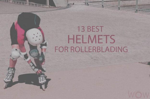 13 Best Helmets for Rollerblading