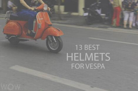 13 Best Helmets for Vespa