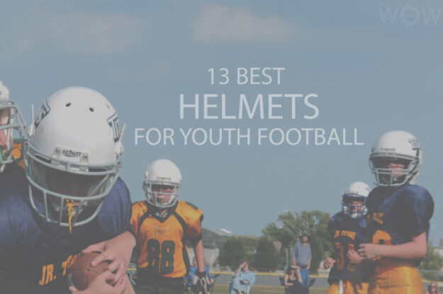 13 Best Helmets for Youth Football