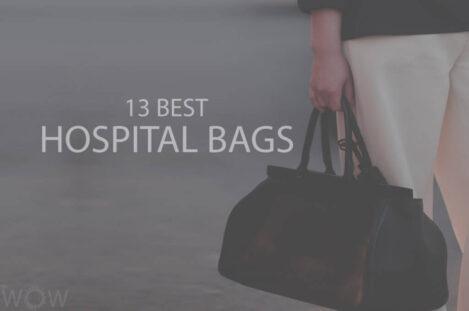 13 Best Hospital Bags