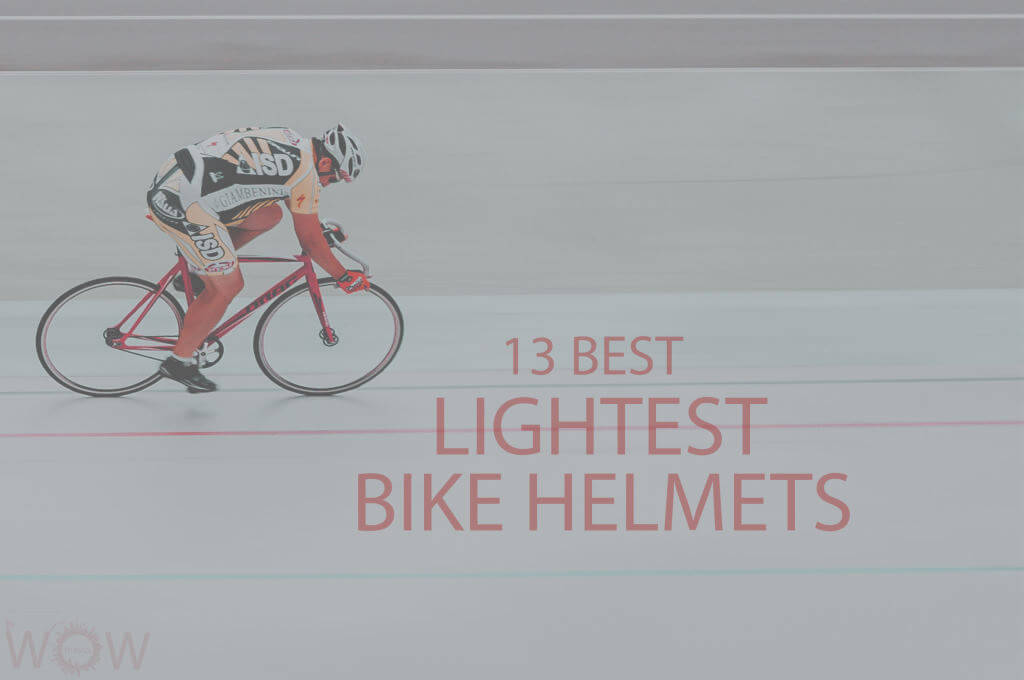 13 Best Lightest Bike Helmets