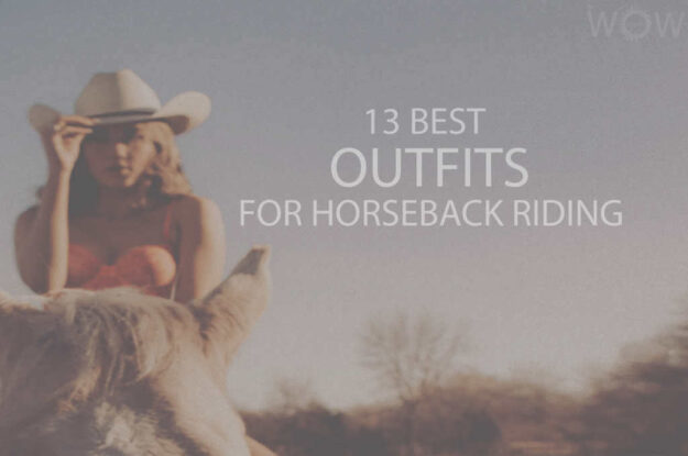 13 Best Outfits for Horseback Riding