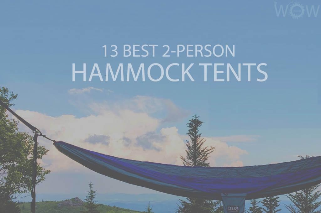 13 Best 2-Person Hammock Tents