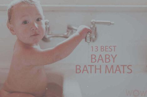 13 Best Baby Bath Mats